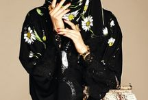 "Dolce Gabbana Hijabs. / Italian brand ‪#‎Dolce‬ & ‪#‎Gabbana‬ released its first ever ""‪#‎Hijab‬ and ‪#‎Abaya‬ collection"", enhancing the ‪#‎grace‬ and ‪#‎beauty‬ of the marvelous ‪#‎women‬ of Middle East. Catering to the Islamic requirements of loose-fitting clothing, the collection featured ‪#‎flowing‬, full-length dresses with long sleeves as well as ‪#‎headscarves‬. Tell us what you think about this refreshing collection? #‎MiddleEast‬ ‪#‎Womenfashion‬ ‪#‎Fashionistas‬ ‪#‎Trending‬ ‪#‎Fashionforward‬"