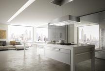 New Models - Milano Design Week 2014 / Enjoy Faber Hoods at Milano Design Week 2014