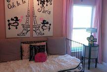 Paris bedroom for Arbor
