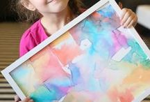 group toddler art projects