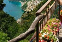 Amazing Balcony Views / A Selection of Amazing Balcony Views from across the Globe