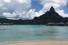Bora Bora / A dream destination. Find out more at cruisebuzz.net.