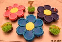 Cupcake Ideas / Creating Ideas for Your special celebration!! Custom Homemade Cupcakes!!