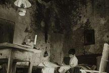Chambre rustique