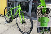 Team Cycles bikes