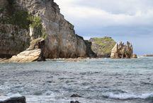 PLAYAS DEL OCCIDENTE DE ASTURIAS / Un recorrido por las playas del occidente asturiano