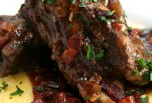 Cold Weather Dishes - ribs, casseroles etc