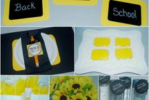 Back To School Party / creative DIY back to school party ideas