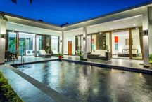 Four bedroom Private Pool Villa / Four bedroom Private Pool Villa in Lotus Villas & Resort Hua Hin