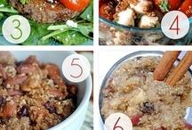 Quinoa and chia