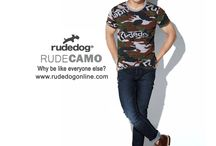 rudedog® CAMO / Why be like everyone else?