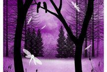 nuit violette