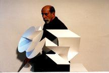 Eduardo Ramirez Villamizar / Eduardo Ramírez Villamizar fue un artista colombiano ganador del Salón Nacional de Artistas de Colombia.  Fecha de nacimiento: 1923 Fecha de la muerte: 2004
