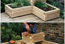 jardinera rustica
