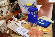 Tardis / Craft models of the TARDIS