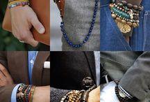 Men's jewelries