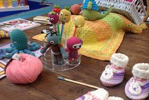 Knit, Crochet, Stitch and Create / Craft and more