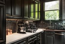 Inspirational kitchens / Kitchens with a punch