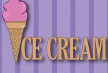 ☣ ice cream ☣