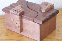 Wooden Box's