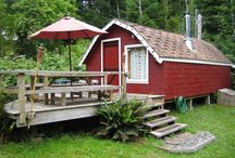 KEMA Cabin on Hornby Island