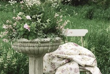 Gardens  / Inspiration for the garden / by Ticking and Toile