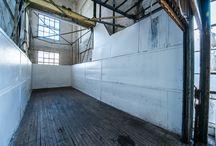 HUDSON LOFT | Freight + Hallway / Hudson Loft: Photo, Film, Event space in DTLA. www.hudsonloft.com