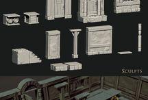 3D game kit-set
