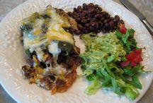 Mexican food / by Paula Pelton