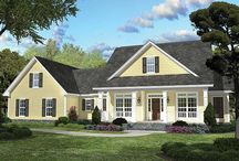Build It! / House plans for the future... / by Cathie Worsley
