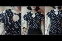 Video confección blusa de moda