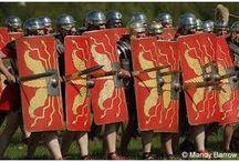 Keltika - Římani inspirace / Kostýmová inspirace pro hru Keltika