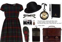 outfit goals / a little bit grunge idk