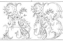 Needlework - Patterns, Ideas