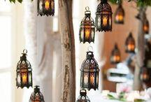 maroccan/bohemian decor