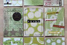 Journaling Cards / by Karyl Howard