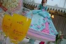 High Tea / Todos los detalles del High Tea de la modelo Zaira Nara. Party Inspiration. Tea Shower http://antonelladipietro.com.ar/blog/2011/08/high-tea-de-zaira-nara/