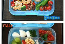 Lunch Box / Lovely lunch box ideas from all around the world