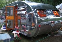 CARAVANS AS A WAY OF VIEWING THE WORLD / Nostalgia and design