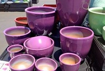 """Pottery -- """"See what Kaw Valley Greenhouses has to offer!"""""""