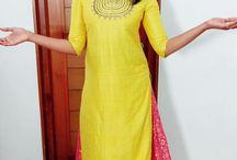 ethnic dresses indian