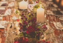 Winter Wedding Ideas / Cosy up with your guests and celebrate in winter!