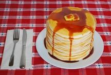 Inspiration -Food cakes / by Samantha Mair-Donaldson