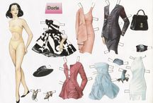 Paper Doll - Fashionable