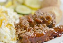 Beef / Meatloaf