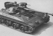 Tank prototypes
