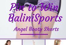BaliniSports Contest / BaliniSports Pinterest Contests / by BaliniSports