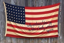 StArS & StRiPeS FoReVeR / american celebrations of patriotism (july 4th, memorial day, labor day, flag day, etc.) / by Lynn McAlexander