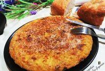 tortilla dulce de pan, sabor torrijas