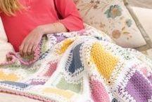 Tunisian Crochet.